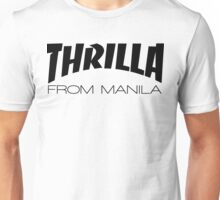 Pacquiao THRILLA FROM MANILA by AiReal Apparel Unisex T-Shirt