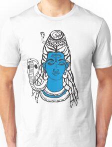 LORD SHIVA, YOGIN GOD Unisex T-Shirt