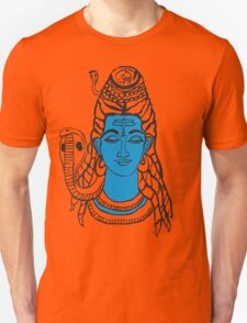 LORD SHIVA, YOGIN GOD T-Shirt