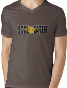 Soul Eater Logo Mens V-Neck T-Shirt