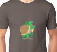 Two Slow Dancing Turtles In Love Unisex T-Shirt