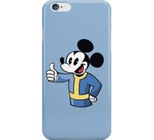 Thumbs up Mickey iPhone Case/Skin