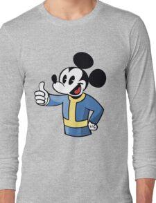 Thumbs up Mickey Long Sleeve T-Shirt