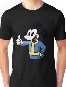Thumbs up Mickey Unisex T-Shirt