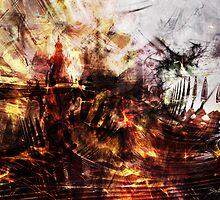 Dragon Realms III by Stefano Popovski