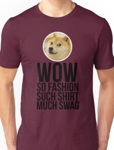 Wow. Such offer. So cool. Unisex T-Shirt