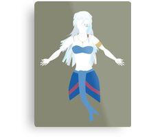 Princess Kida from Atlantis Disney Metal Print
