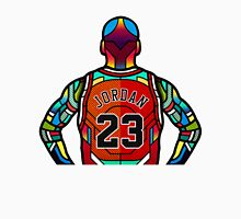 Michael Jordan - Stained Glass Unisex T-Shirt
