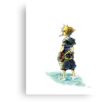 Sora In The Sea Canvas Print