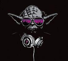 Yoda DJ by tyboy60