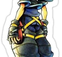 Sora In The Sea Sticker
