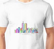Skyline - New York Unisex T-Shirt