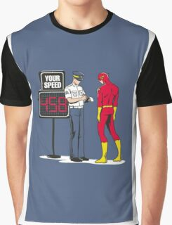 Funny flash Graphic T-Shirt
