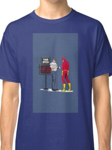 Funny flash Classic T-Shirt
