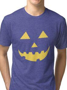 Jack O Lantern Tri-blend T-Shirt