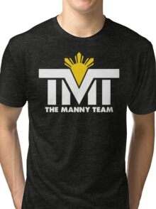 TMT The Manny Pacquiao Team by AiReal Apparel Tri-blend T-Shirt