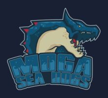 Monster Hunter All Stars - Moga Sea Dogs by bleachedink