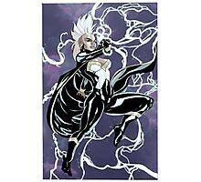 Uncanny X-Force Storm Photographic Print