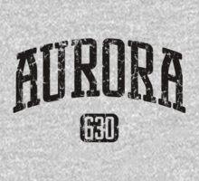 Aurora 630 (Black Print) Kids Clothes