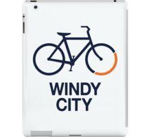 Bike Windy City (v1) iPad Case/Skin