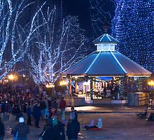 Christmas Festivities by Jim Stiles