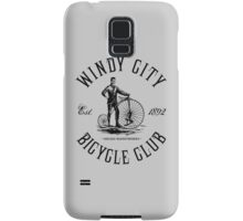Chicago Bicycle Club Samsung Galaxy Case/Skin