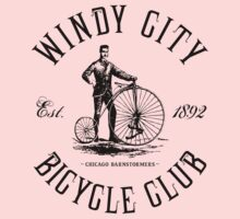 Chicago Bicycle Club One Piece - Long Sleeve