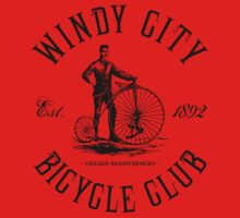 Chicago Bicycle Club Kids Clothes