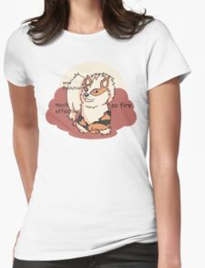 Arcedoge Womens Fitted T-Shirt