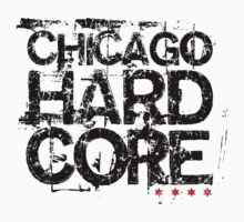 Chicago Hardcore (v2) by smashtransit