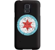 Chicago Insignia Samsung Galaxy Case/Skin