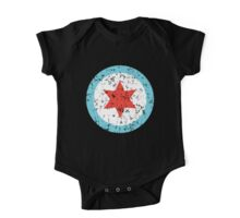 Chicago Insignia One Piece - Short Sleeve