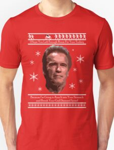 Arnold Christmas - Room for Turkey Unisex T-Shirt