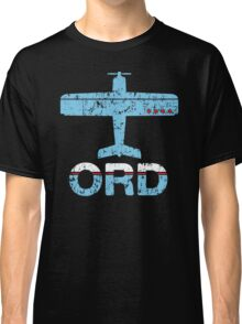 Fly Chicago ORD Airport Classic T-Shirt