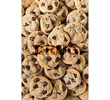 Cookies addict. Photographic Print