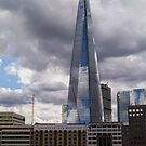 The Shard, London. by naranzaria