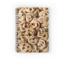 Cookies lover Spiral Notebook