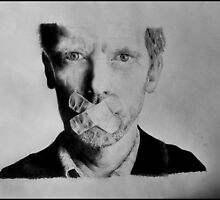 Hugh laurie by annmadrid
