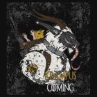 Krampus is Coming by LadyTankStudios