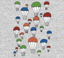 Hot air balloons by MichielvB