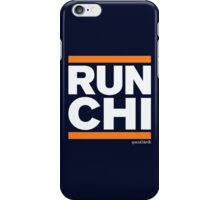 Run Chicago (v1) iPhone Case/Skin
