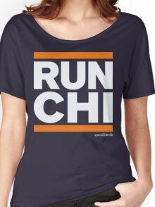 Run Chicago (v1) Women's Relaxed Fit T-Shirt