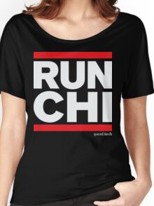 Run Chicago (v2) Women's Relaxed Fit T-Shirt