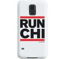 Run Chicago (v3) Samsung Galaxy Case/Skin