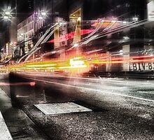 Sydney CBD by kutayk