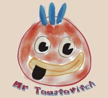 Mr Tomatovitch by appfoto