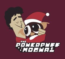 Powerpuff Mogwai (x-mas version) by Justin Valdivia