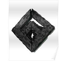 Custom Gaming Logo 3D Poster