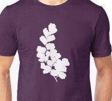 Maidenhair Fern (White) Unisex T-Shirt