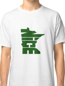 Minnesota Nice Forest Green Classic T-Shirt